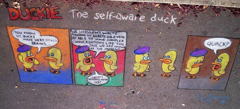 Marc Barnes_duckie1pavementartweb