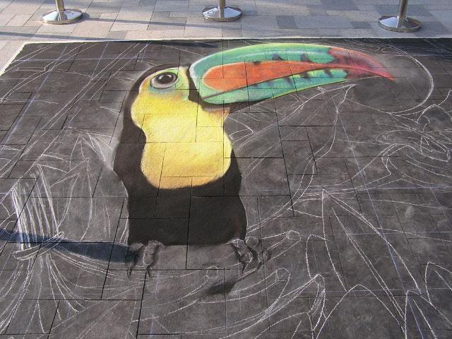 AfAH Dubai RTryon toucan 2