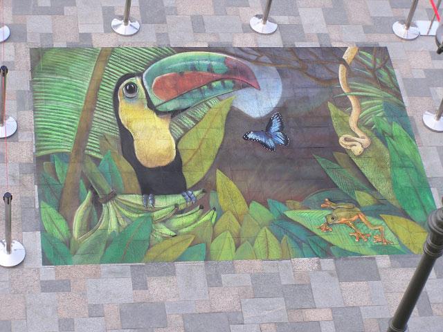 AfAH Dubai RTryon toucan aerial
