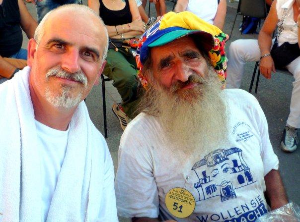 Me & The last of Madonnari alias Straccetto