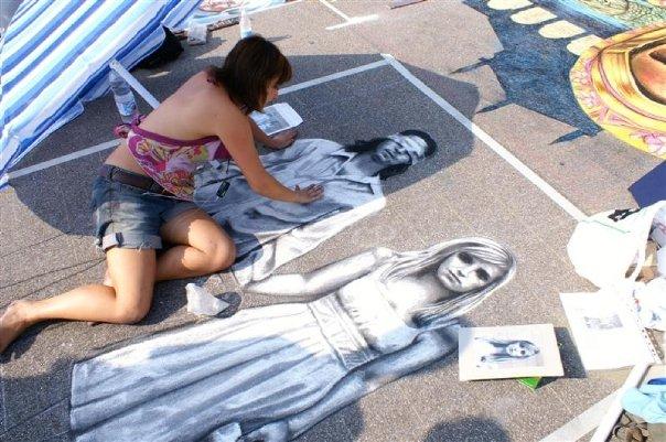 Valentina's work Grazie 2009