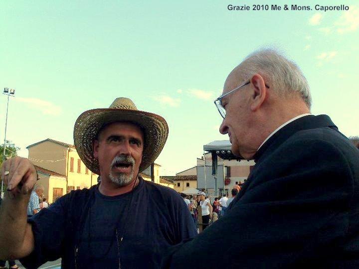 Bruno & Monsignor Caporello_Grazie 2010_2