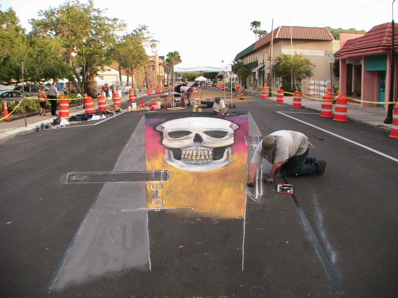 AfAH at Sarasota Chalk Festival 2010 WS 010