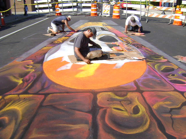 AfAH at Sarasota Chalk Festival 2010 021
