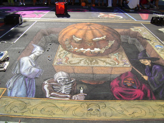 AfAH at Sarasota Chalk Festival 2010 377