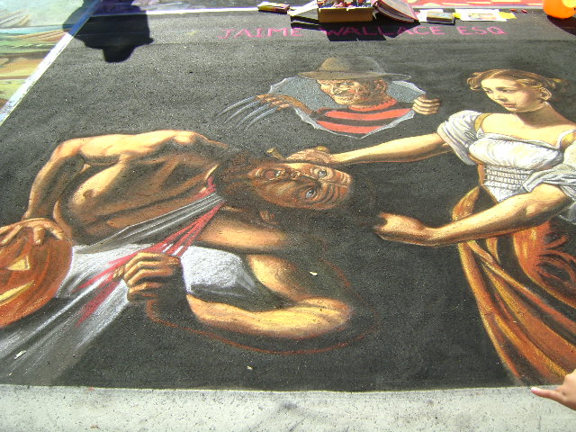 AfAH at Sarasota Chalk Festival 2010 387