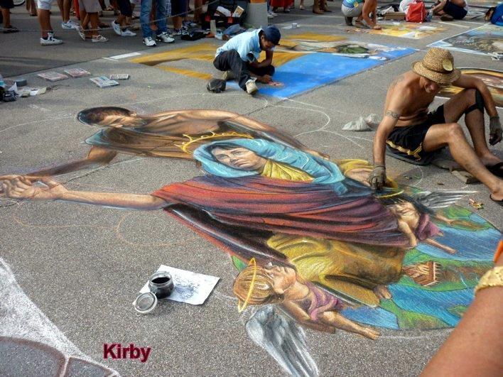 M Kirby_Grazie 2010
