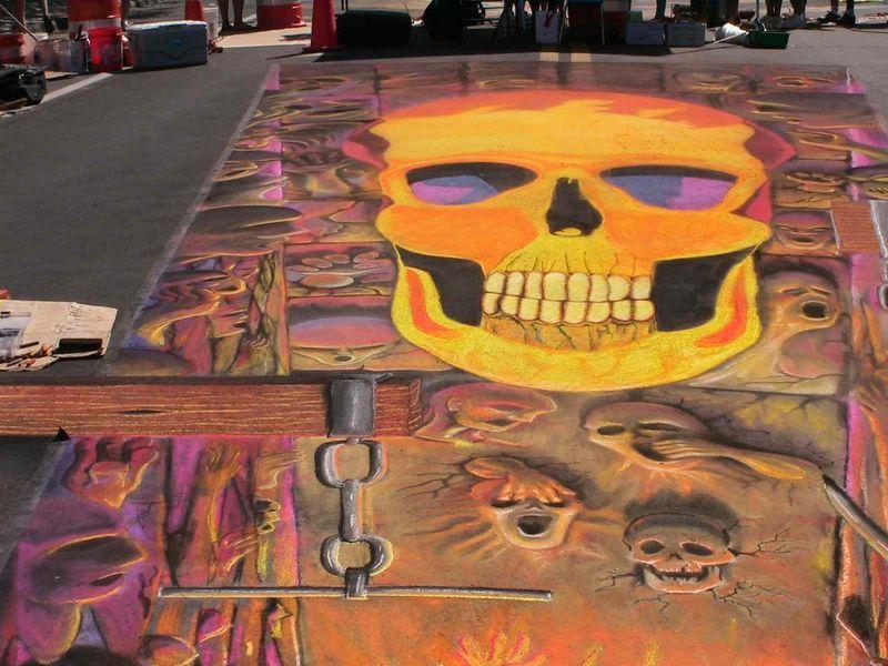 AfAH at Sarasota Chalk Festival 2010 WS 048