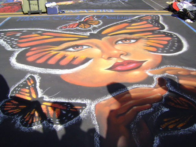 AfAH at Sarasota Chalk Festival 2010 367