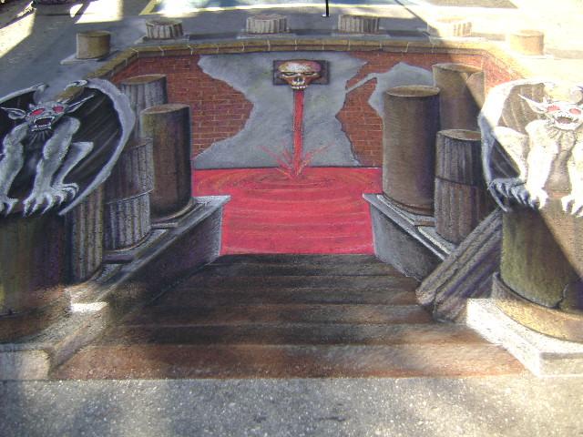 AfAH at Sarasota Chalk Festival 2010 391