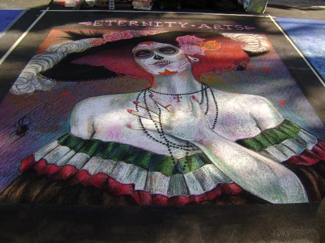 AfAH at Sarasota Chalk Festival 2010 395