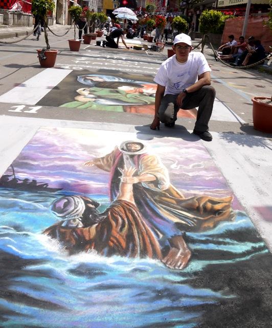 Nocera 2011- Miguel deJesus Lopez Lopez