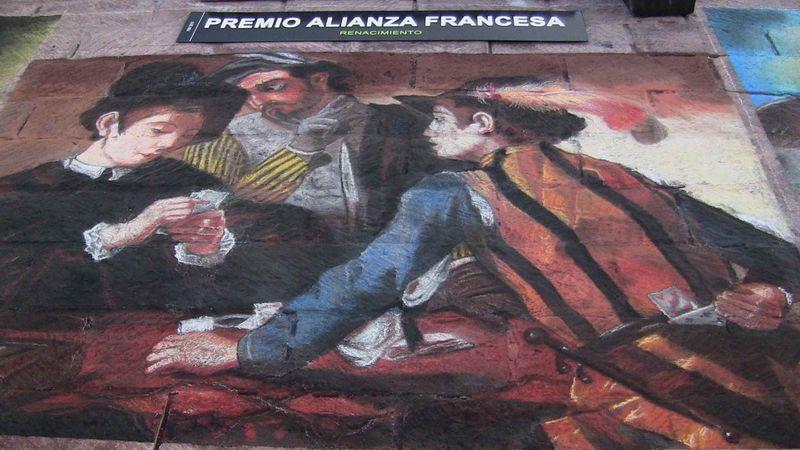 FBV11384W Premio Alianza Francesa REN