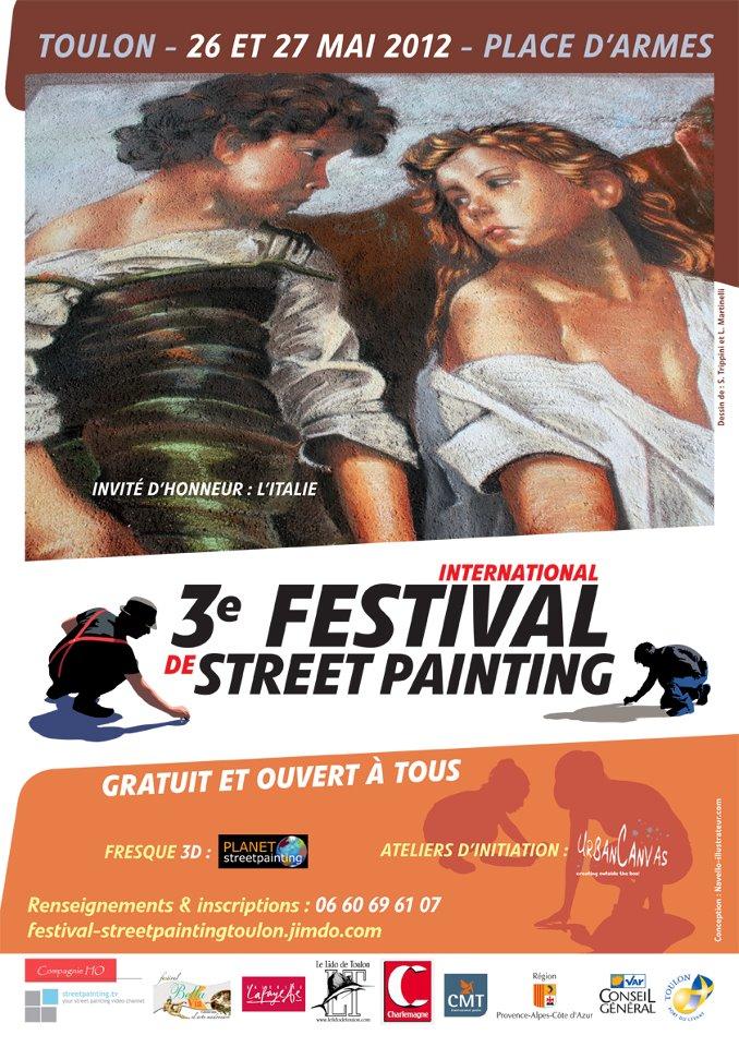 Toulon 2012 poster