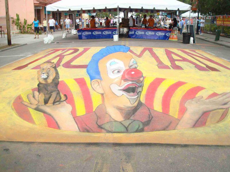 AfAH Sarasota Chalk Festival 170w