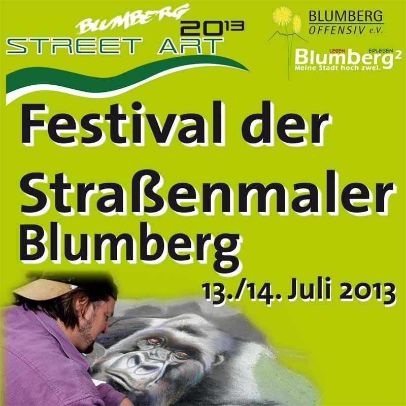 Blumberg strassenmaler 1314 Jul 13